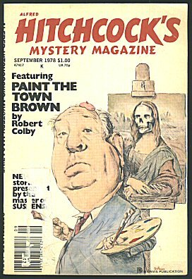 Alfred Hitchcock's Mystery Magazine, September 1978; Featuring