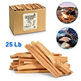EasyGoProducts Approx. 300 Eco-Stix Fatwood Fire