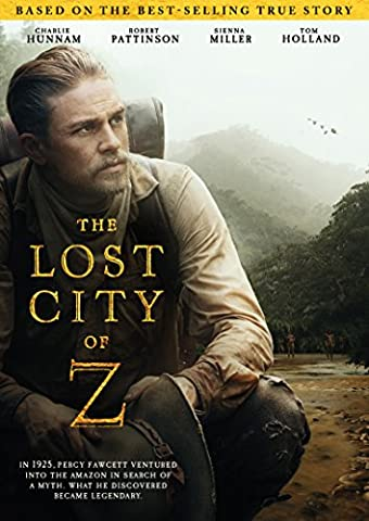 The Lost City of Z (DVDs & Videos)