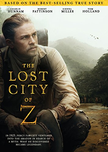 DVD : The Lost City of Z
