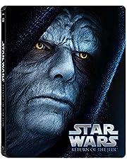 Star Wars: Return of the Jedi (Limited Edition Steel Book) [Blu-ray]