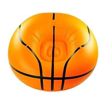 Baiter pelota hinchable de baloncesto inflable sofá tumbona silla ...
