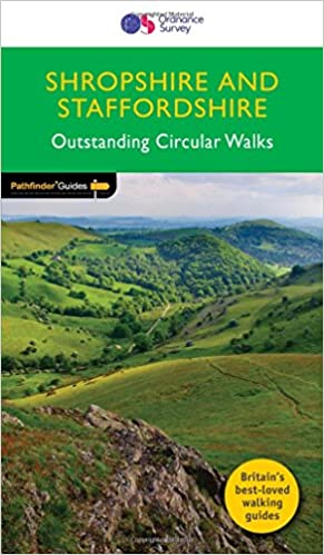 Shropshire & Staffordshire Walking Guidebook