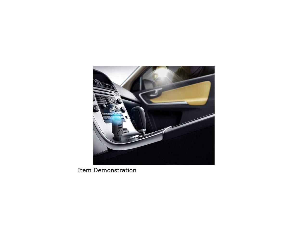 Motion Sensor Technaxx Car Keyless Alarm with Charging Function TX-100-26.25 ft
