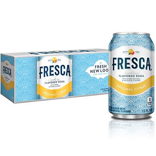 Fresca Drink, 12 Fluid Ounce (Pack of 12) from Fresca