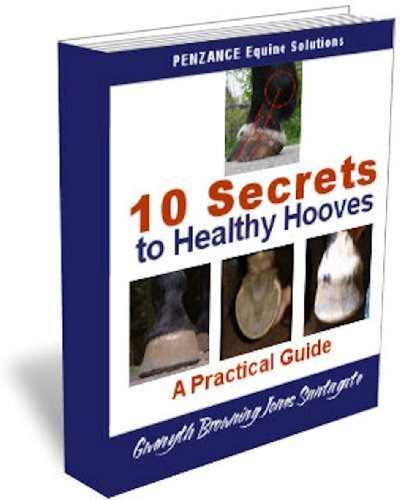 - 10 Secrets to Healthy Hooves