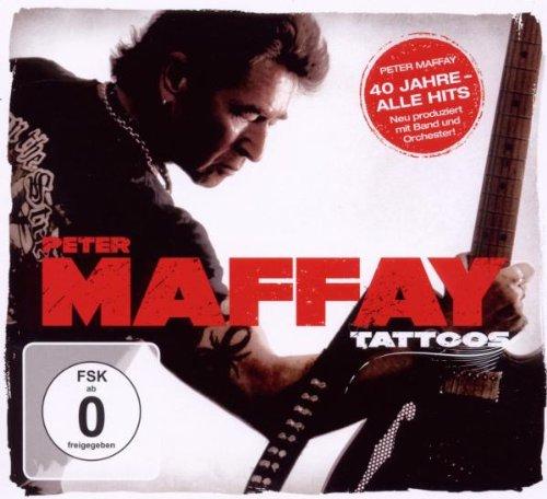 Peter Maffay - Tattoos: Special Edition (Incl. Bonus Dvd) - Zortam Music