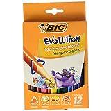 BIC Colores Evolution Triangular 12 piezas.
