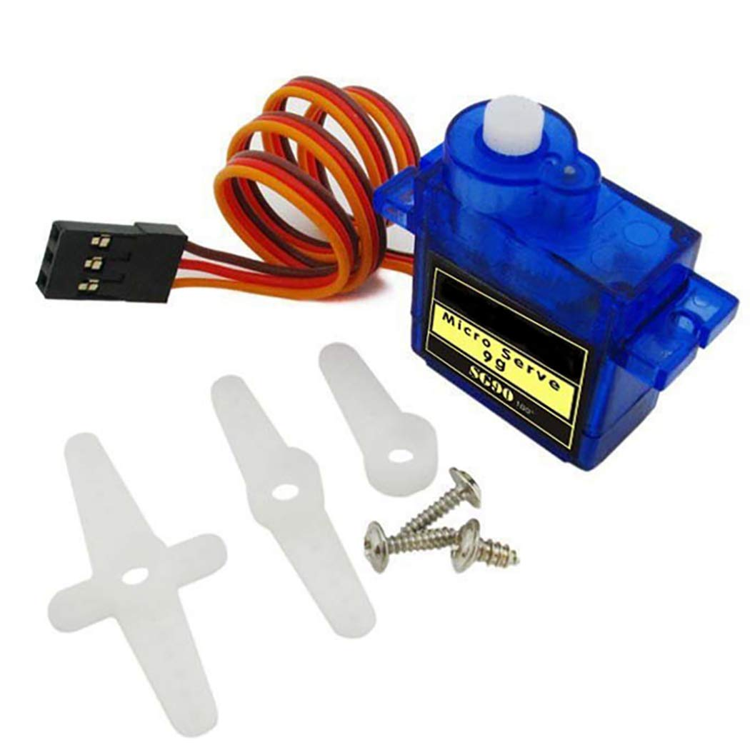 Fansport Micro Servomotore Motore Sg90 Arduino Mini Robot Accessori per Rc Robot Controlli