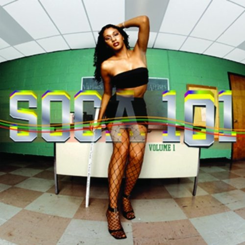 CD : VARIOUS ARTISTS - Soca 101, Vol. 1 (CD)