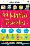 99 Maths Puzzles (Usborne Puzzle Books) (Activity and Puzzle Books)