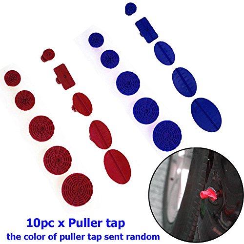 FidgetFidget Car Body Paintless Hail Dent Repair PDR Tool T Bar Slide Hammer Glue Tabs Puller by FidgetFidget (Image #2)
