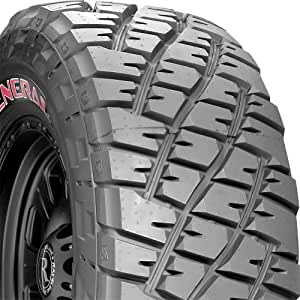 General Grabber Red Lettering Radial Tire - 35/1250R17 121QR