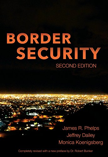 Border Security (Types Of Borders Between States And Nations)