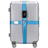 CSTOM® Correa Extensible Apta TSA con Candado