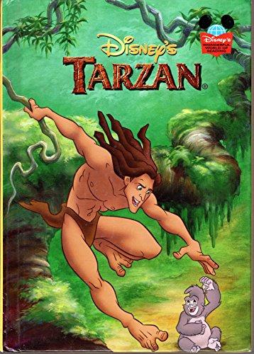 (Disney's Tarzan (Disney's Wonderful World of Reading))