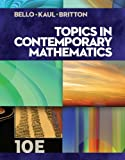 Topics in Contemporary Mathematics, Bello and Kaul, 1133107427
