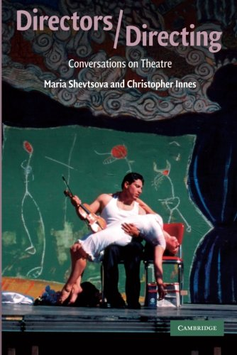 Directors/Directing: Conversations on Theatre