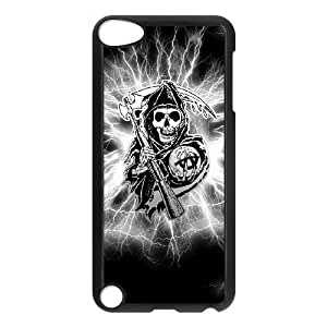 iPod Touch 5 Phone Case Black Sons Of Anarchy MHF9901779