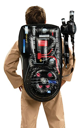 [Rubie's Costume Kids Classic Ghostbusters Inflatable Costume Proton Backpack] (Ghostbuster Costume Backpack)