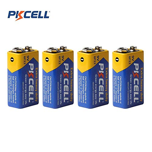 Best 9V Batteries