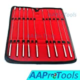 AAPROTOOLS BAKES ROSEBUD SOUNDS DILATOR SET OF 9 PIECES STAINLESS STEEL A+ QUALITY