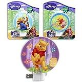 Amazon Com Winnie The Pooh Lamp Light With Piglet