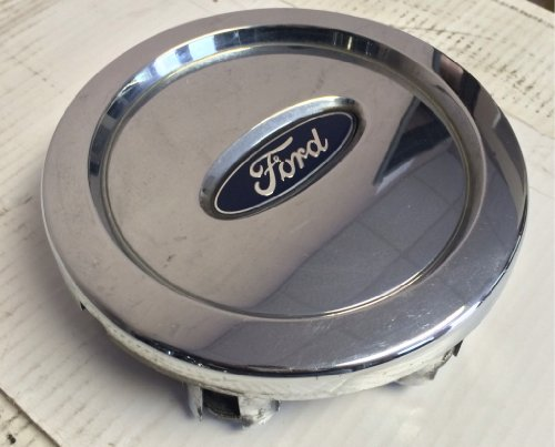 17 inch 2003 2004 2005 2006 Ford F150 F-150 Expedition truck Suv OEM alloy Wheel rim Center Cap hubcap wheel cover Blue Chrome Plated 3516 3L14-1A096-BA - Caps Center Truck Ford