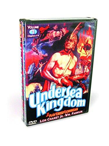 Undersea Kingdom - Volumes 1 & 2 (Complete Serial) (2-DVD)
