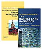 img - for Harriet Lane Handbook and Harriet Lane Handbook of Pediatric Antimicrobial Therapy Package book / textbook / text book