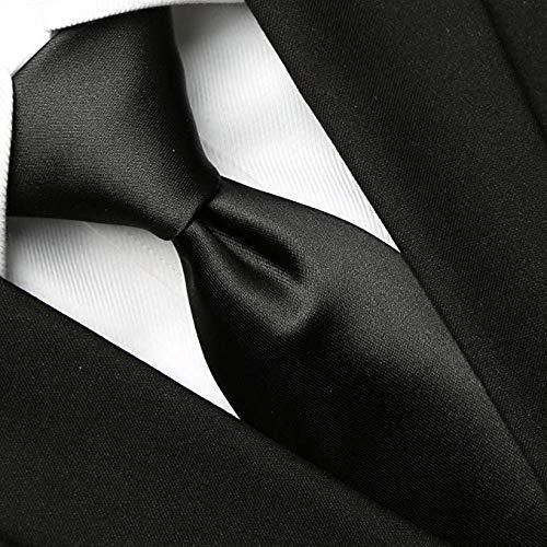 Amazon.com: Corbata clásica de seda para hombre con cuello ...