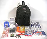 3 Day Emergency Survival Kit 2 Persons Disaster Earthquake Zombies 2 Bug Out Bag