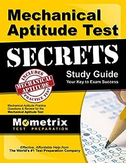 amazon com mechanical aptitude test secrets study guide mechanical rh amazon com mechanical aptitude test secrets study guide mechanical aptitude test study guide pdf