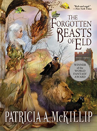 The Forgotten Beasts of Eld cover