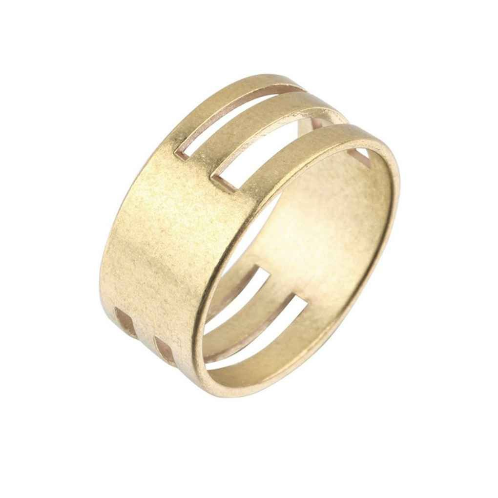 Kongnijiwa Brass Jump Ring Open Close Tools for Jewellery Making Findings Jump Ring Opening Helper Tool For Ring Open Close