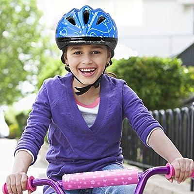GASACIODS Kids Adjustable Safety Helment for Scooter Skateboard Rollerblading Inlineskating Cycling bick Mutli-sport for 3-8 Year old Girls/Boys