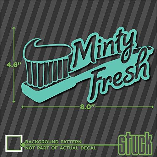 Fresh Decal (Minty Fresh - 8