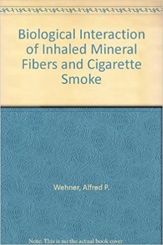 Libros para descargar gratis para ipod.Biological Interaction of Inhaled Mineral Fibers and Cigarette Smoke PDF iBook