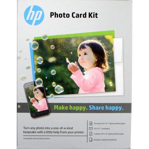 HP Photo Card Pack White SF791A
