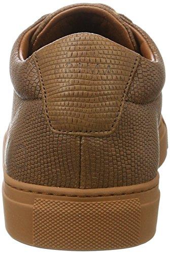Prima Primaforma, Scarpe Derby Unisex-Adulto Marrone (Leather)