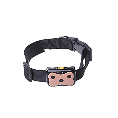 TINE Mini rastreador GPS para mascotas, perro, gato, localizador de identificación para niños