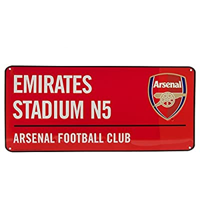 Arsenal Colour Street Sign - Multi-colour