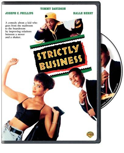 Amazon.c: Strictly Business: Mark Burg, Kevin Hooks, Tmy ...