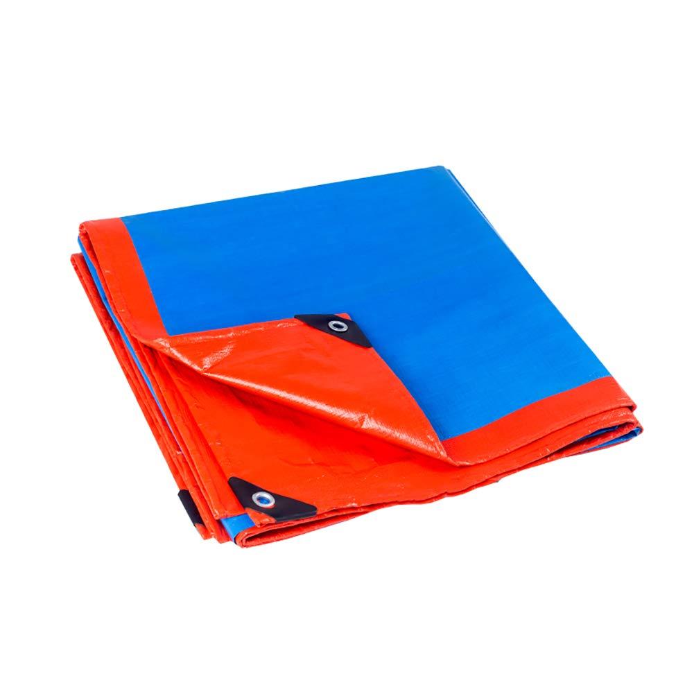XUEYAN Verdicken Sie Hochleistungs-Wasserdichte Plane-Plane Boden-Blatt-Abdeckungen im Freienisolierungs-Zelt-Spleiß-Markise Sun Shade (größe   6x10m)