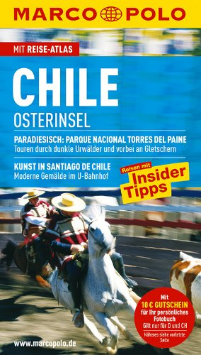 MARCO POLO Reiseführer Chile, Osterinsel