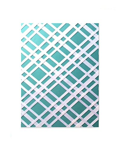 Bulletin-Memo Board and Picture Frame: Teal and White (Medium (18