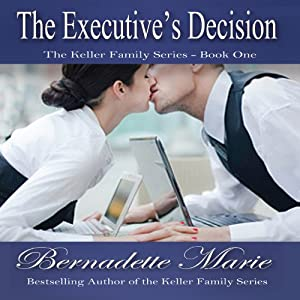 The Executive's Decision Audiobook