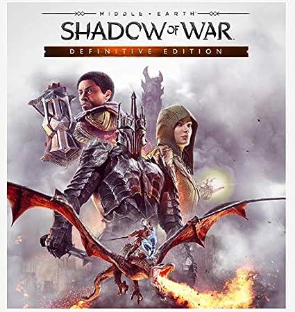 Jogo Terra Média Sombras da Guerra Definitive Edition - Playstation 4 - Warner Bros Interactive Entertainment