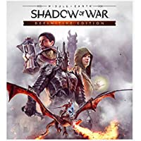 Warner Bros. Shadow Of War: Definitive Edition Ps4