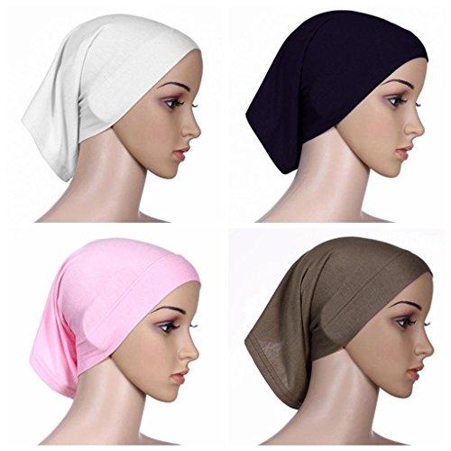 Ksweet Hijab Cover Underscarf Bonnet